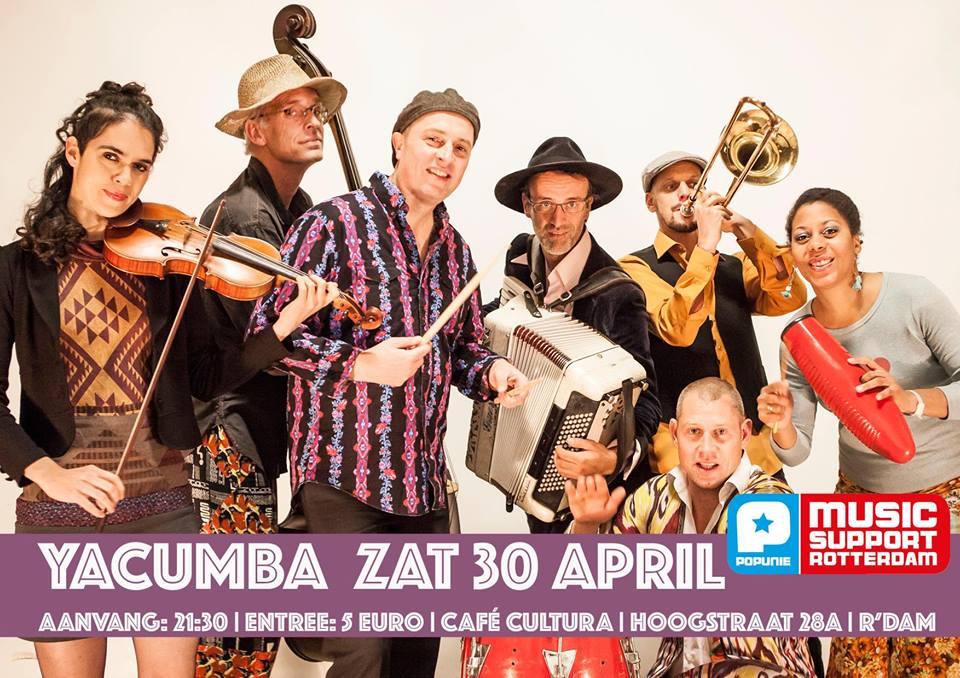 Concert Yacumba
